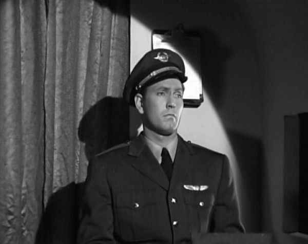 Gregory Walcott in Plan 9 From Outer Space