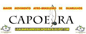 Capoeira Maior Movimento Afro Descendente