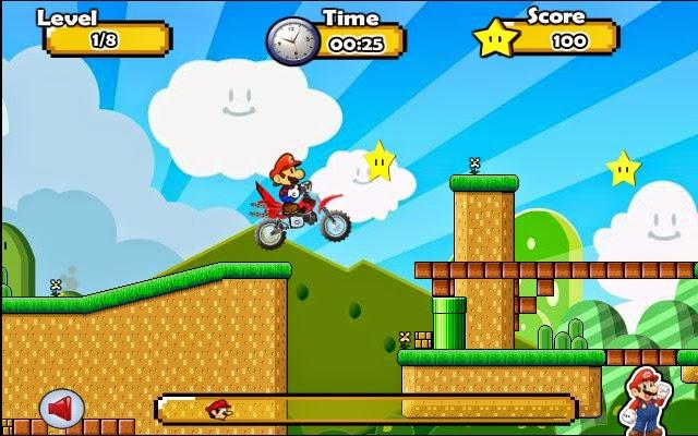 Mario-Motocross-Mania