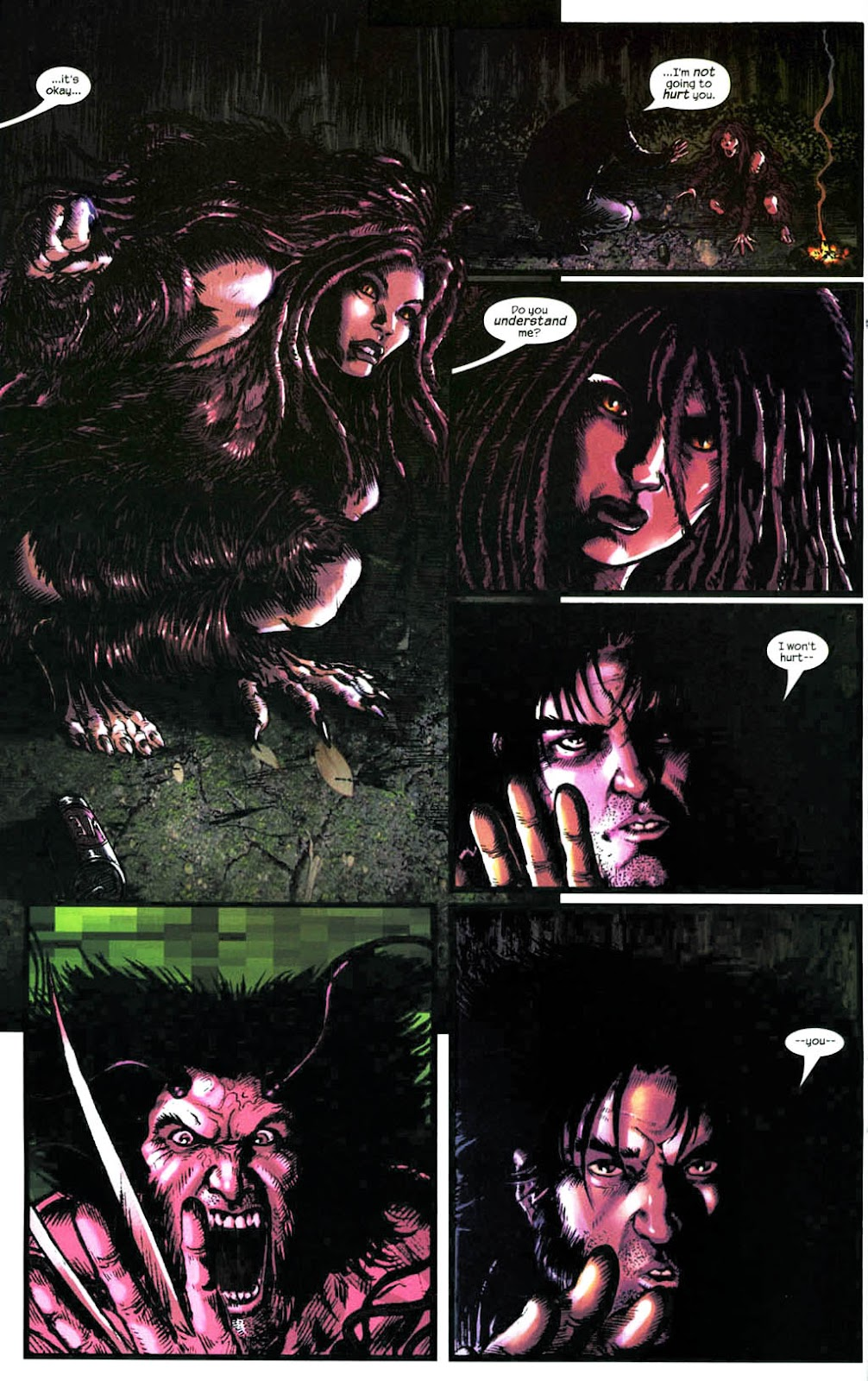 Read online Wolverine (2003) comic -  Issue #14 - 11