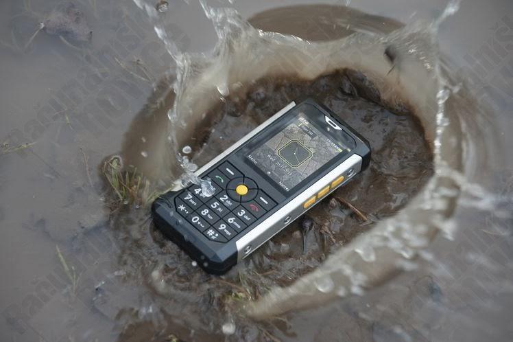 5 Ponsel Tahan Air dan Banjir