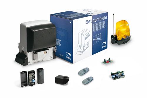 sezam portes automatiques came u2643 kit complet came bx 78. Black Bedroom Furniture Sets. Home Design Ideas
