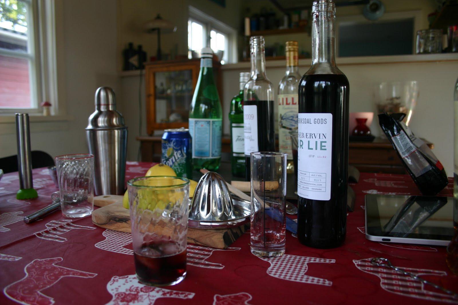 danskvand dåser med smag