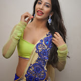 Daksha Nagarkar Hot Photo Gallery in Half Saree at Ak Rao Pk Rao Audio Launch CelebsNext (4)