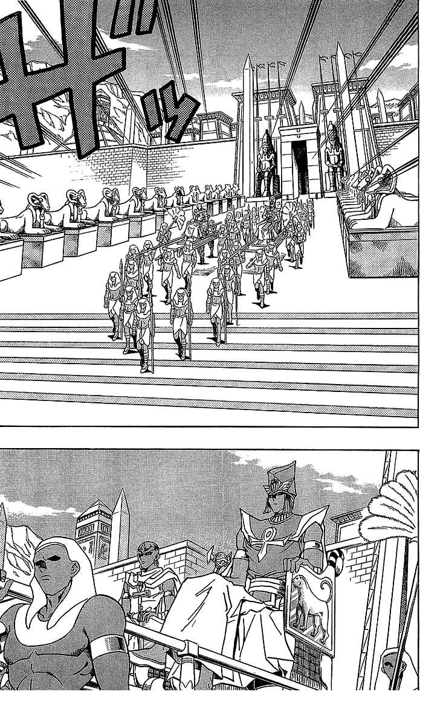 YuGi Oh – Vua Trò Chơi chap 295 Trang 15