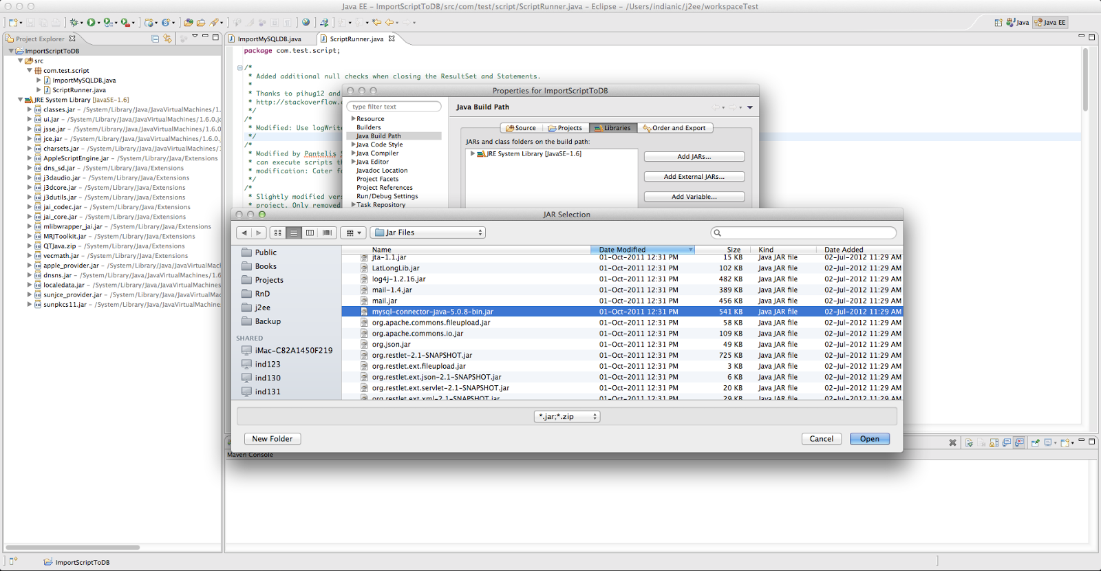 how to connect mysql database in java using eclipse pdf