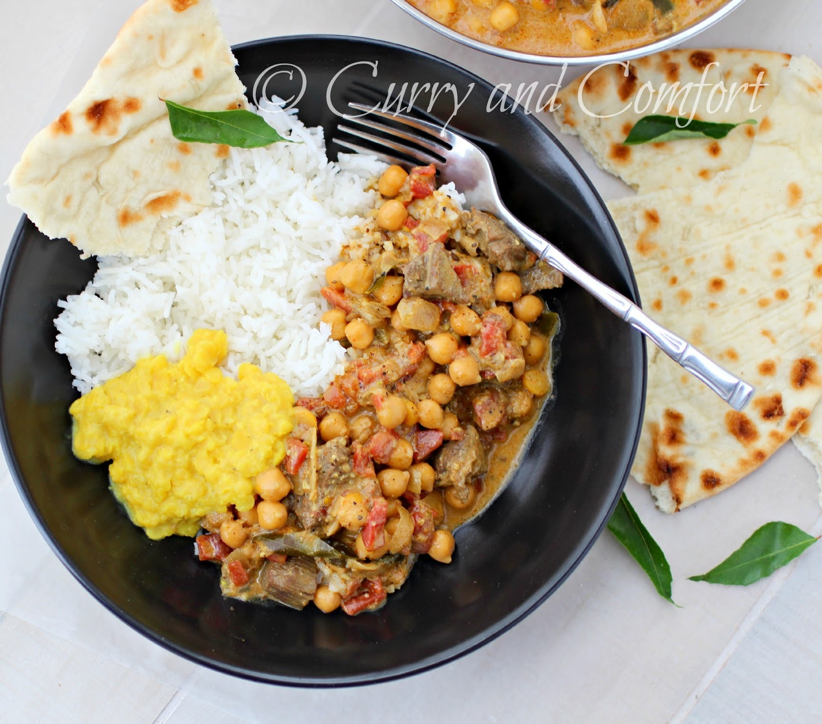Kitchen simmer beef and chickpea curry i recently made my mothers homemade curry powder i could not wait to come up with a recipe so i could try it out i bought a little package of beef and forumfinder Image collections