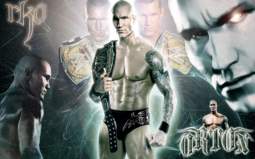 Superstar Randy Orton HD Wallpapers 2012