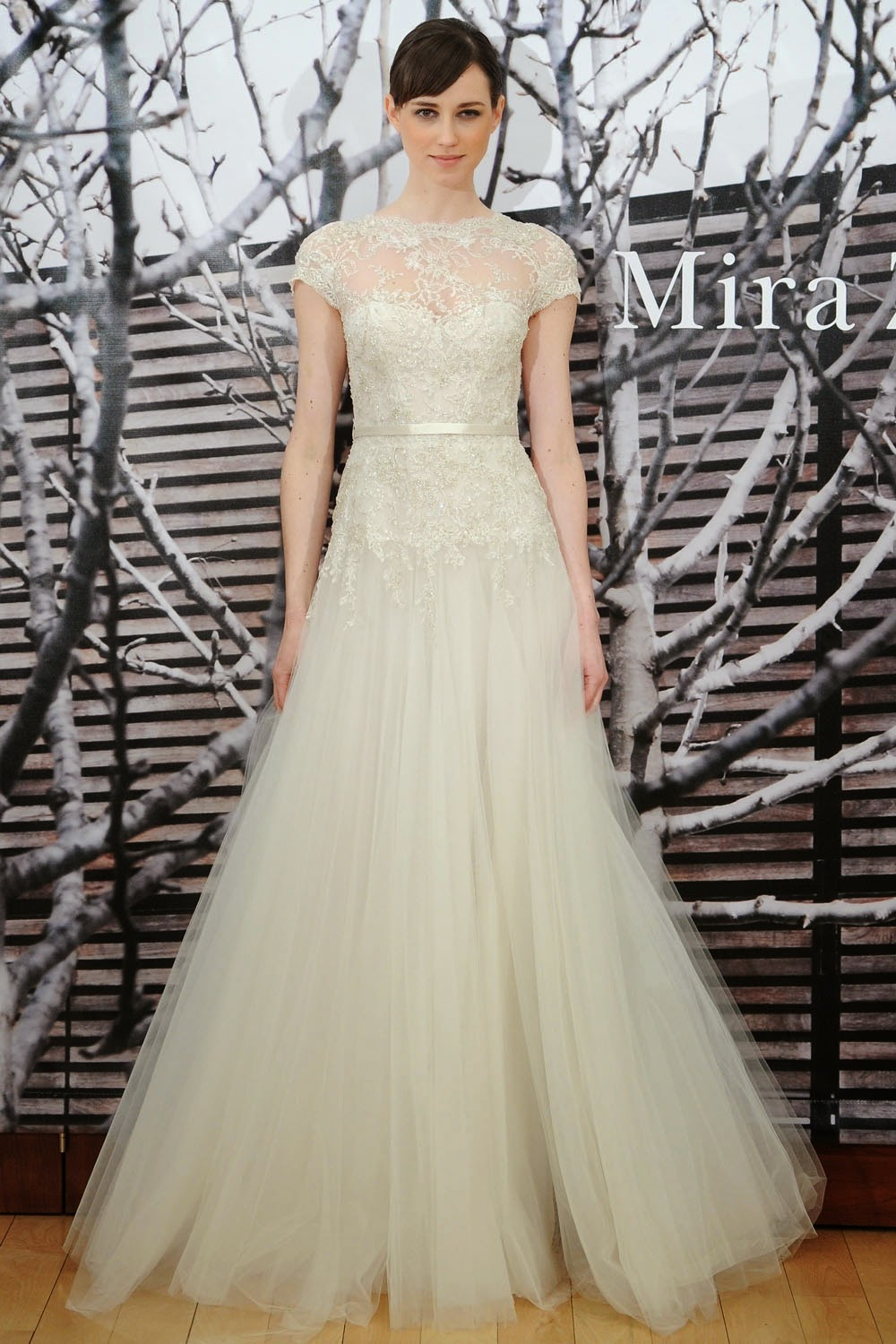 Mira Zwillinger Spring 2015 Wedding Dresses