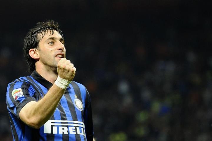 Diego Milito Kesal Saksikan Kondisi Icardi di Inter Milan