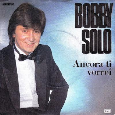 Sanremo 1984 - BOBBY SOLO - ANCORA TI VORREI