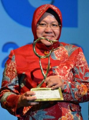 Tri Rismaharini Walikota Surabaya resmi tersangka korupsi