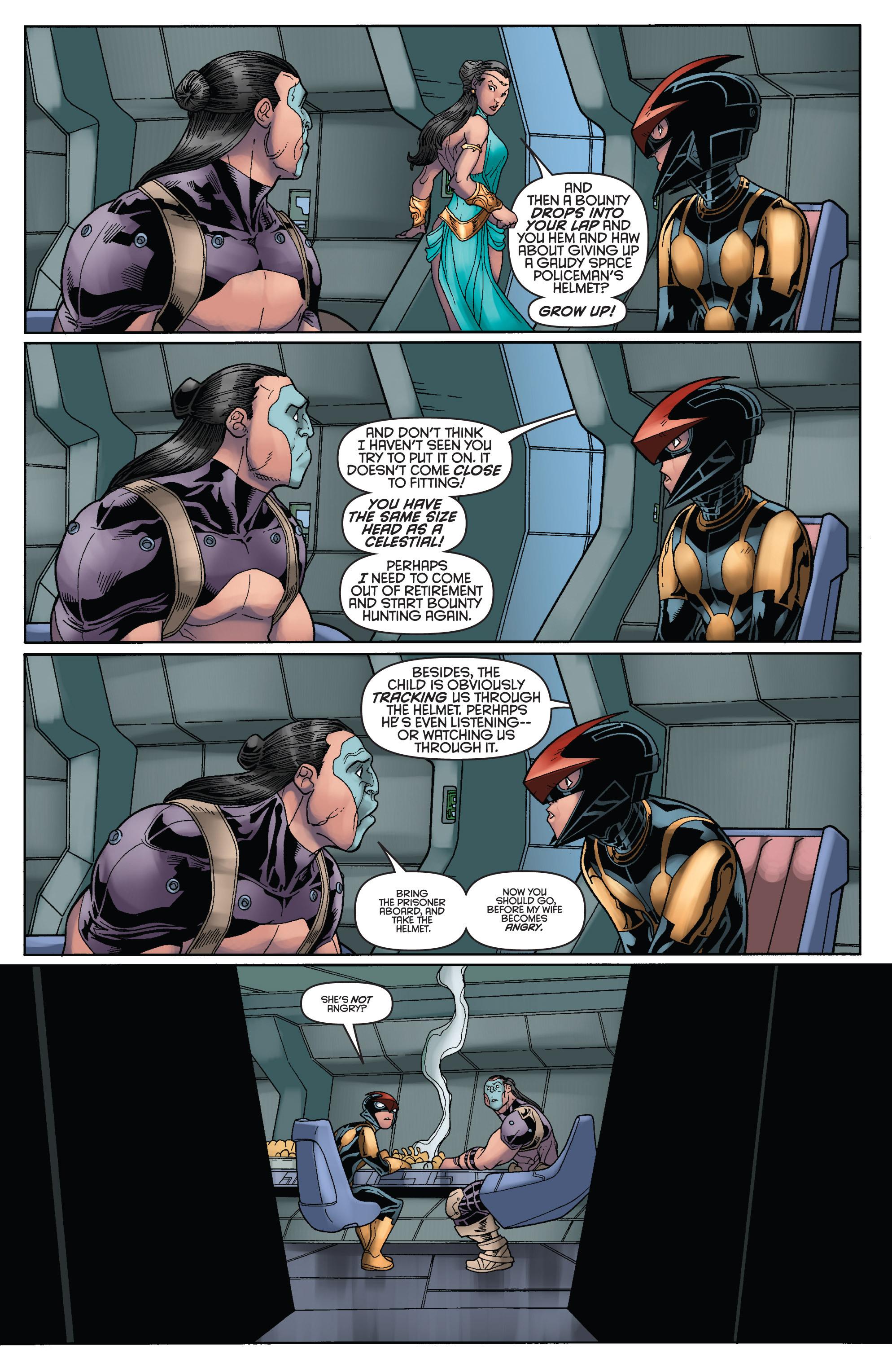 Nova (2013) - Chapter  16 | pic 15