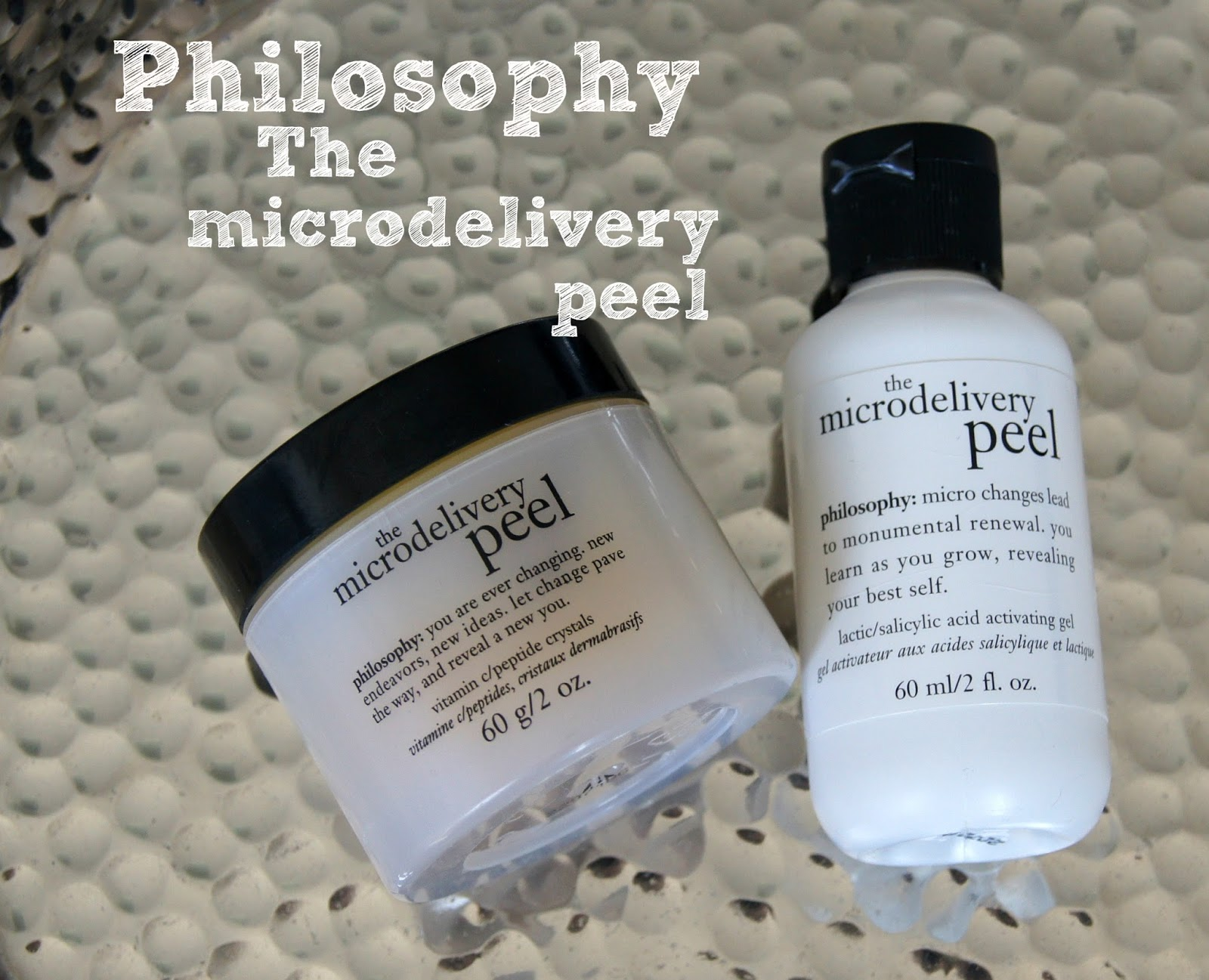 Philosophy The Microdelivery Peel review