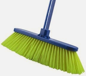 Buy Gebi 555 Push Broom Rs. 224 only at Amazon.