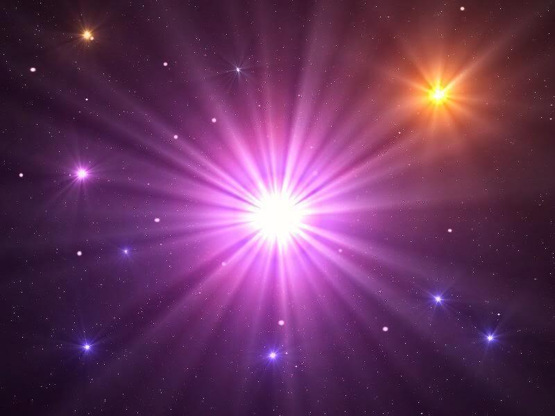 Color Violeta. Energías Creativas Divinas en Acción