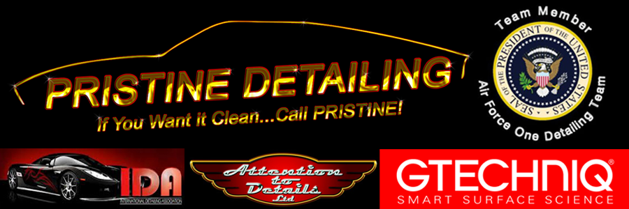 Pristine Detailing Services in Oregon