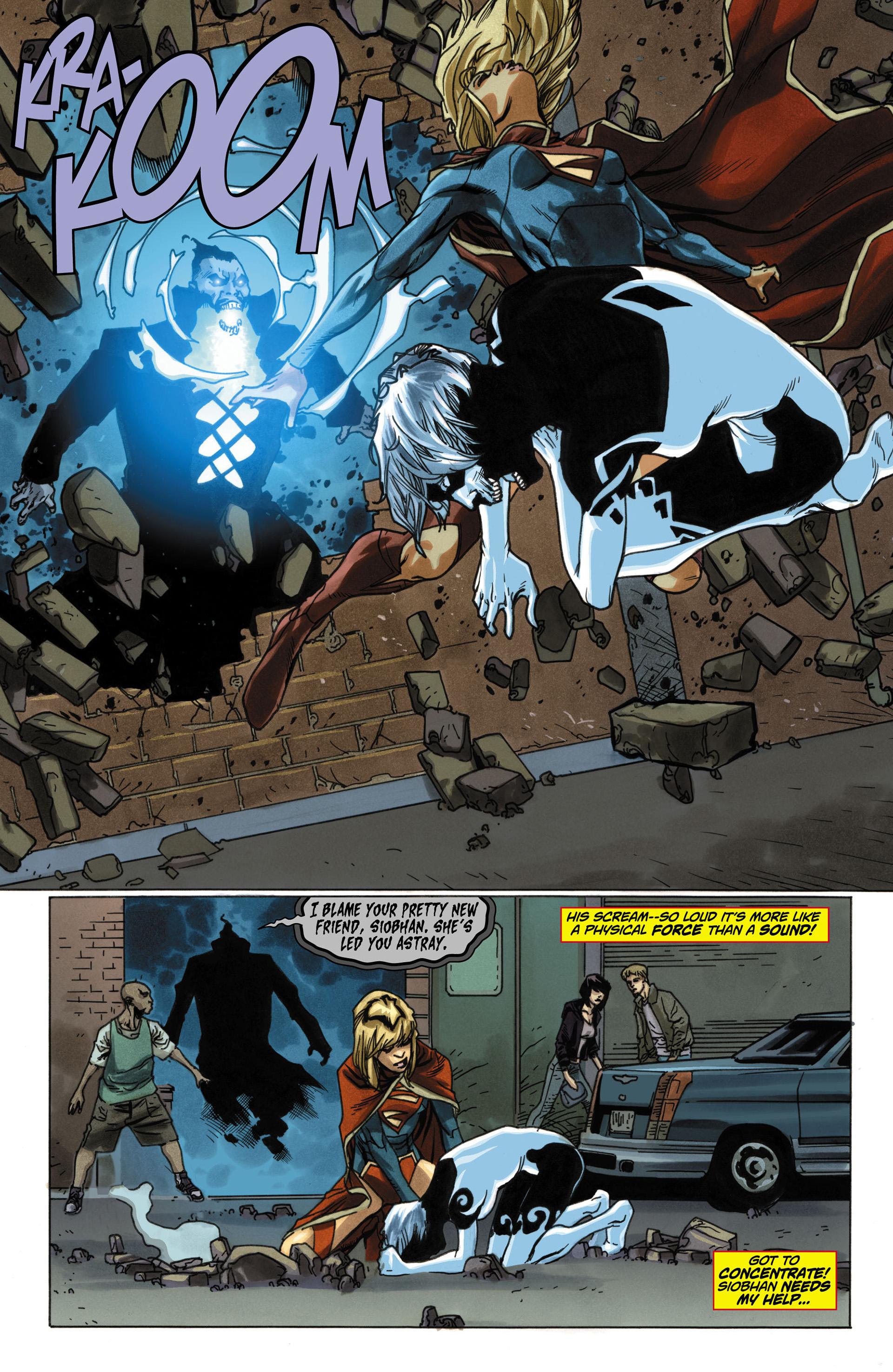 Supergirl (2011) Issue #9 #11 - English 9