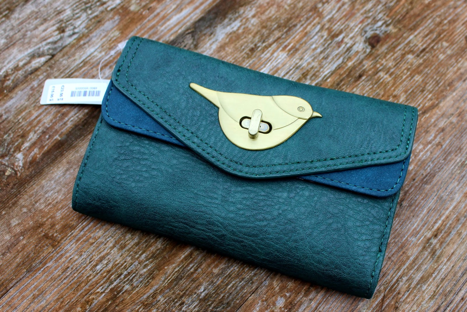 UK Lifestyle, Fashion & Beauty Blog: Accessorize - Chester Chubby Bird Wallet review