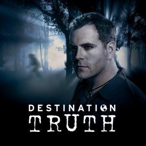 Destination Truth Ryder