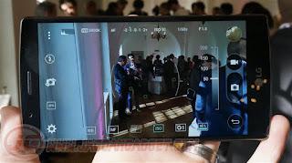 Kamera LG G4 Stylush