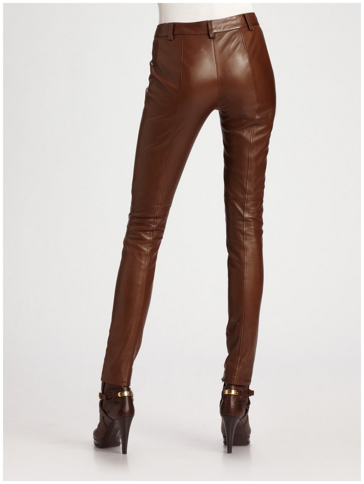 Winter allure leather pants london fashion chronicles