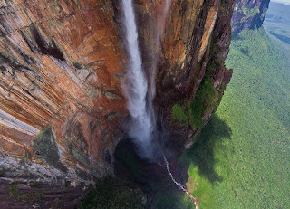 El Salto Ángel 360 grados