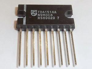 Colección chips amplificadores