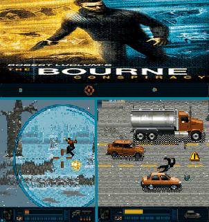 A Conspiração Bourne Jogos Para Celular