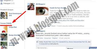 1 Cara Cepat Banyak Teman di Facebook