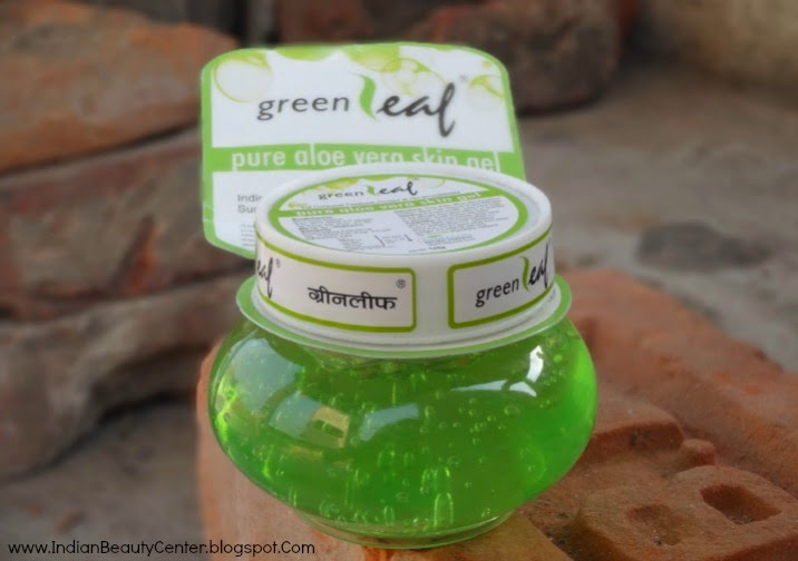 Brihans Green Leaf Aloe Vera Gel Review