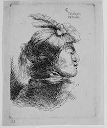 Giovanni Benedetto Castiglione, il Grechetto