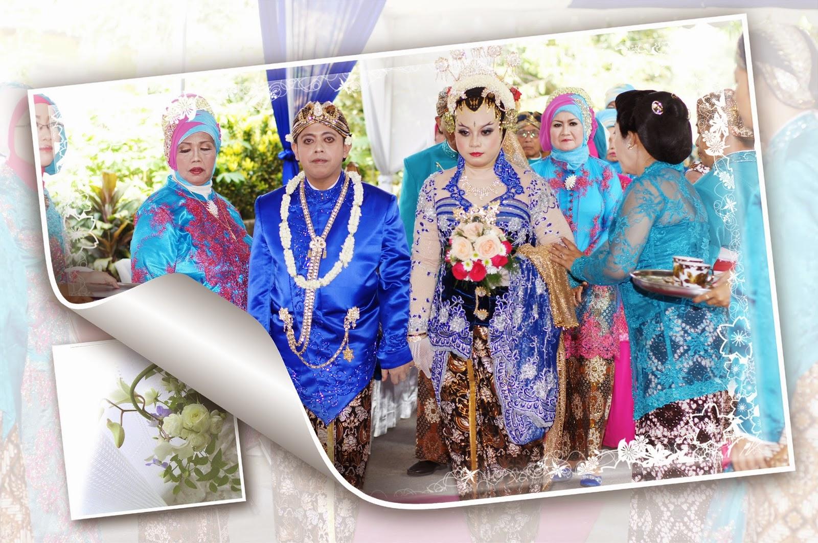 Contoh portofolio wedding