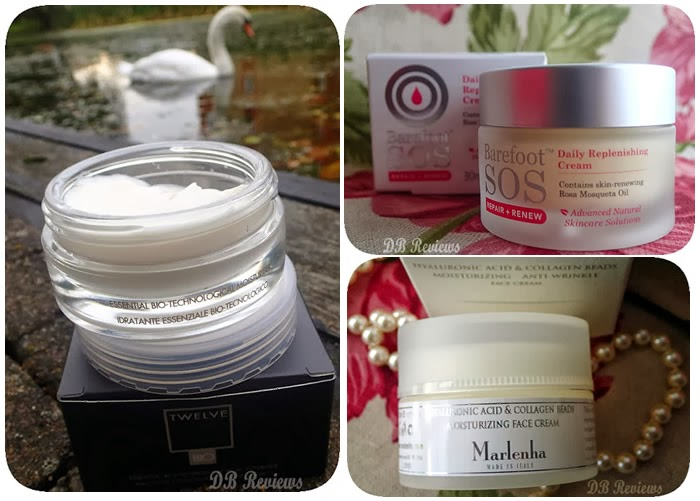 My top 3 face creams of 2013 - db reviews - beauty, fashion, health and lifestyle uk.