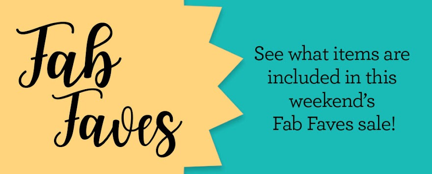 Fab Faves Sale on Fridays