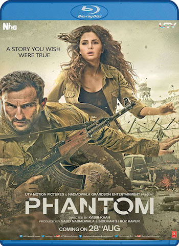 Phantom 2015 Hindi BluRay Download