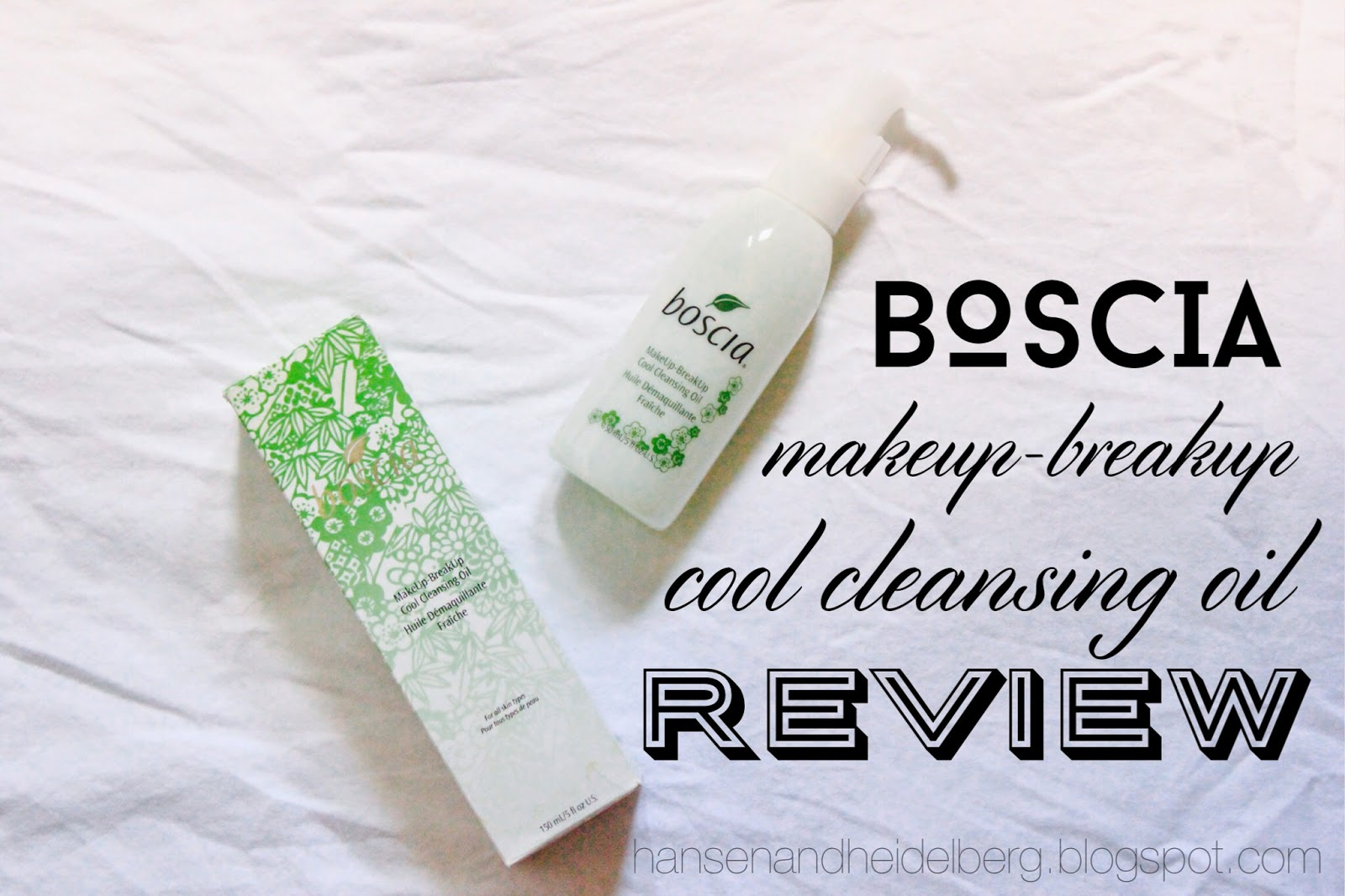 boscia, boscia makeup-breakup cool cleansing oil, best makeup removers