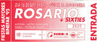 entrada concierto binefar Rosario