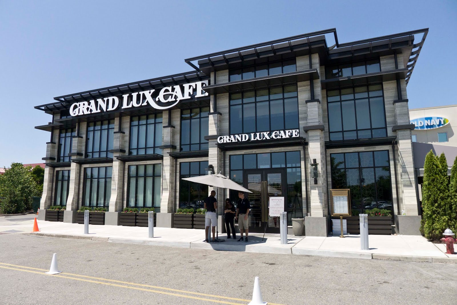 Grand Lux Cafe Cherry Hill Mall Nj
