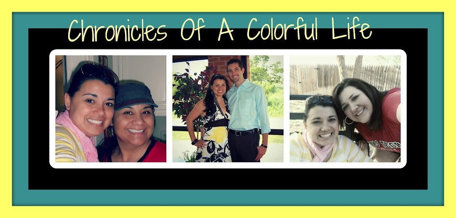 Chronicles Of A Colorful Life