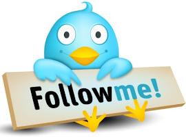 Ihr findet mich auch bei Twitter :)