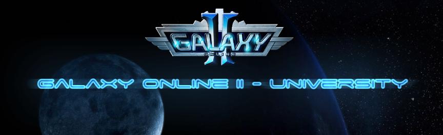 GalaxyOnline II - University