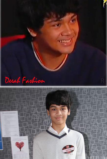 Gaya Mikha Angelo X Factor Indonesia