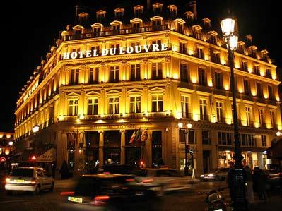 Tonic Hotel du Louvre Paris - Rserver un htel au pied du Louvre