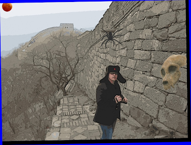 margetts at the great wall