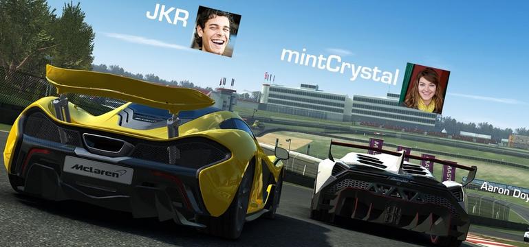 Real Racing 3 - Game Balap Mobil Android Terbaik