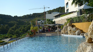 Sitges Fashion Weekend's party at hotel and 'spa' @DolceSitges