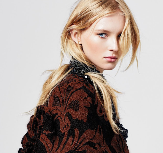 Nordstrom Fashion Model