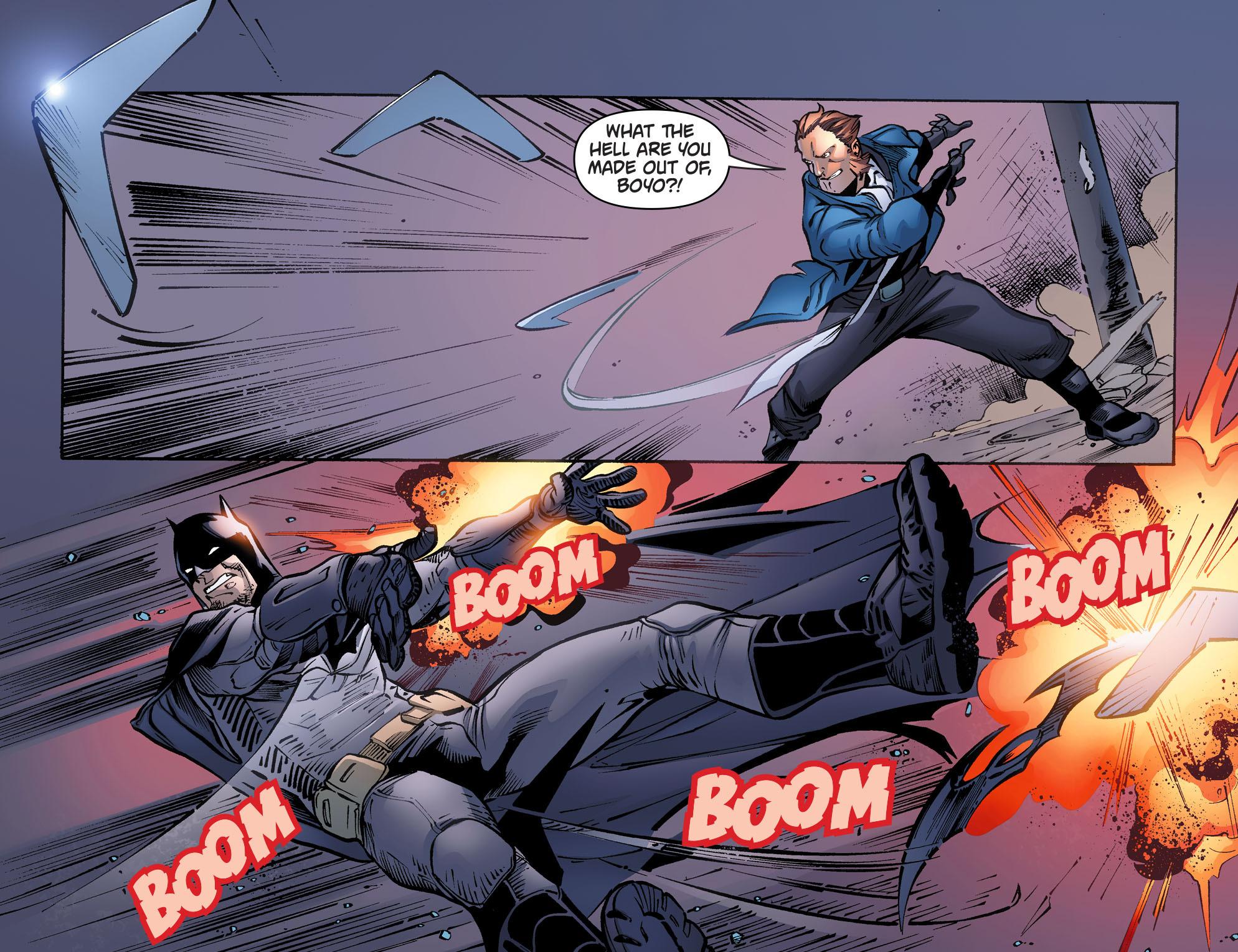 Batman: Arkham Knight [I] Issue #22 #24 - English 19