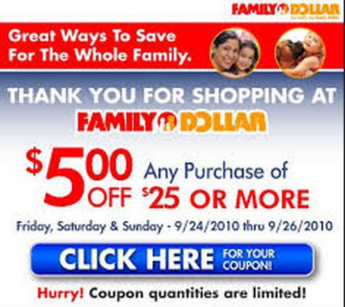 Family dollar com smart coupons